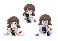 Taiga character design