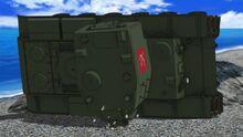 KV-2 flip