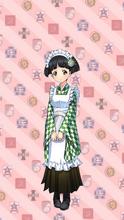 Nozomi-waitress-dress-upbystan