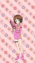 Karina-agent-dress-upbystan