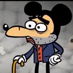 Dr. Mouse, mi tercera imagen de perfil