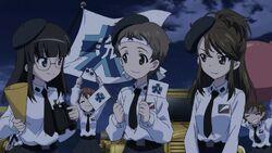 Girls und Panzer - Kore ga Hontō no Anzio-sen Desu! - OVA 350