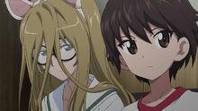 Nekonya and Noriko