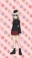Erika-kuromorimine-sensha-uniform-upbystan