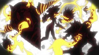 Past spiral warriors