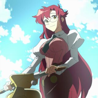 Yoko Littner | Tengen Toppa Gurren Lagann Wiki | FANDOM powered by ...