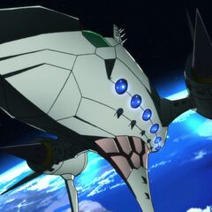 Arc-Gurren in Space