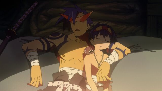 File:Kamina and Simon Asleep.jpg