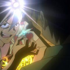 Fake Kamina in from episode 26