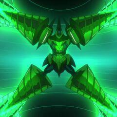 Arc Gurren Lagann Inside Super Galaxy Gurren Lagann