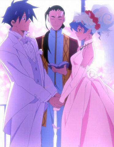 File:Simon and Nia wedding.jpeg