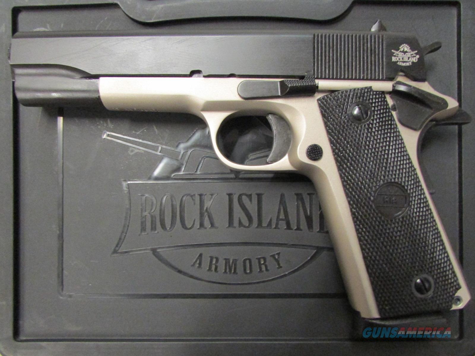 Rock Island Armory 1911 GI Standard FS | GURPS Supernatural