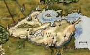 Al-Wazif Map