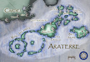 Aratarre Map