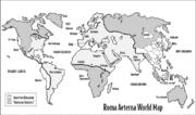 Roma Aeterna Map