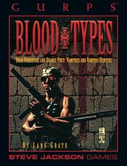 GURPS Blood Types cover