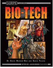 GURPS Bio-Tech cover