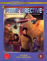 GURPS Prime Directive cover