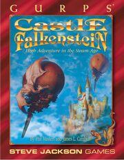 GURPS Castle Falkenstein cover