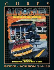 GURPS Autodual cover