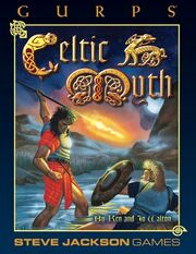 GURPS Celtic Myth cover
