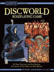 GURPS Discworld cover