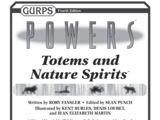 Powers: Totem and Nature Spirits