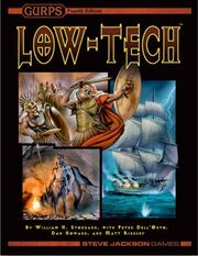 GURPS Low-Tech cover