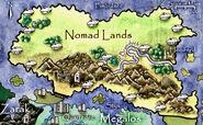Nomad Lands Map