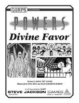 Powers-DivinePower