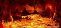 Fiery Hell