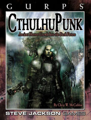 GURPS Cthulhupunk Cover