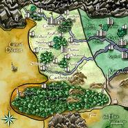 Caithness Map