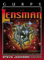GURPS Lensman cover