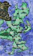 Megalos East Map