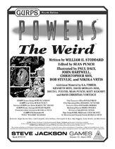 Powers-TheWeird