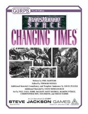 GURPS TS Changing TImes cover