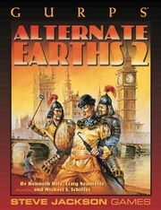 GURPS AE2 cover