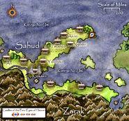 Sahud Map
