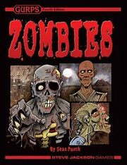 GURPS Zombies cover