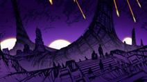 Pierwsza Wojna z Antyspiralnymi (anime)