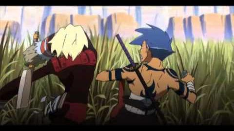 Gurren Lagann Official Trailer