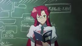Йоко учительница