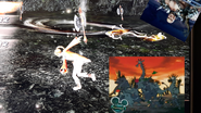 Dian Wei defeated by Xiao Qiao (Warriors Orochi 4 Curse of the Demon Snake) 20171206-075421
