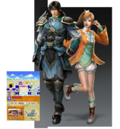 Zhao Yun and Xiao Qiao - Warriors Orochi 4 Curse of the Demon Snake - 20180127 Heat Down by Playstation 4 (2018 March 16th)