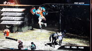 20180507 162121 Warriors Orochi 4 - Xiao Qiao's Jump Attack is X and Triangle