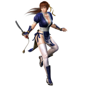 Kasumi (Warriors Orochi 4 - The Curse of the Demon Snake)