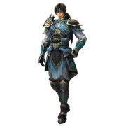 Zhao Yun (Warriors Orochi 4 - The Curse of the Demon Snake)