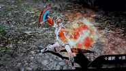 20171112-152841 Xiao Qiao - EX Attack in Warriors All Stars, Warriors Orochi 4 Curse of the Demon Snake