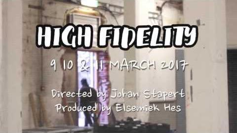 GUTS- High Fidelity - Trailer